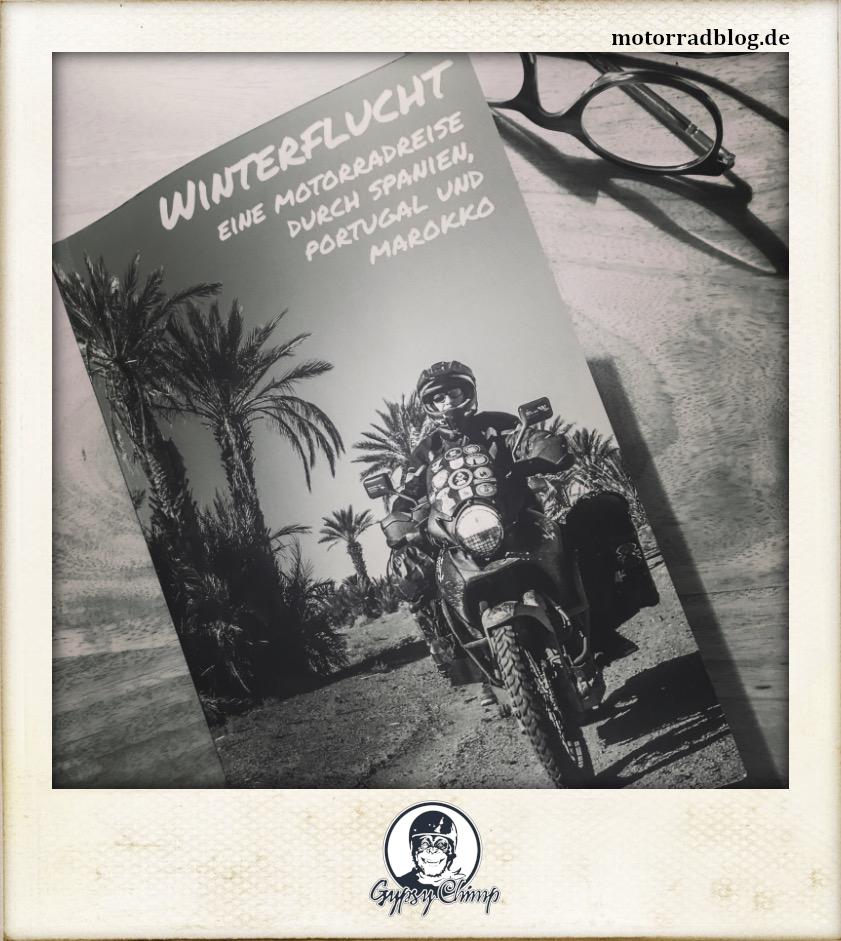 [Hier ist eigentlich ein Bild: Fotografie des Buchs von Frank Panthöfer: Winterflucht.]