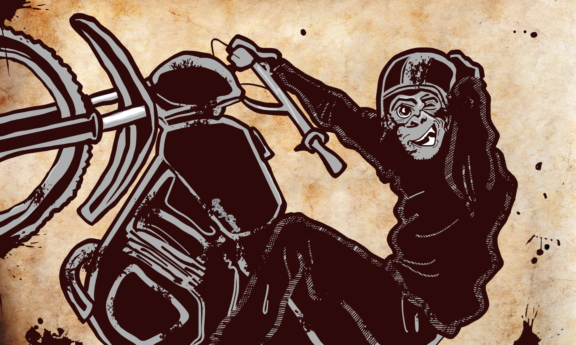 Gypsy Chimps Motorradblog